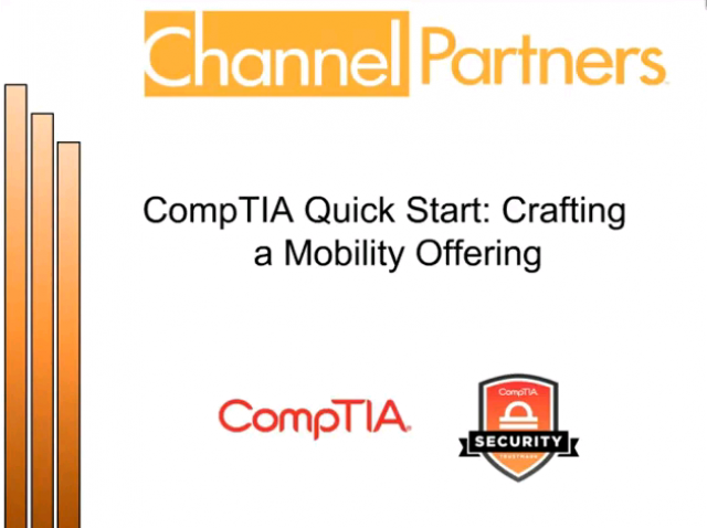 CompTIA Quick Start Guide to Crafting a Mobility Offering
