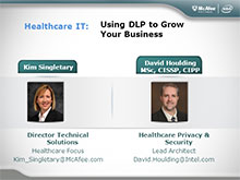 Healthcare IT: Using DLP to Grow Your Business