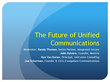 The Future of Unified Communications
