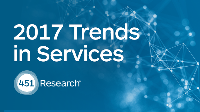 2017 Trends in Services