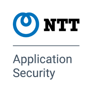 NTT Application Security logo