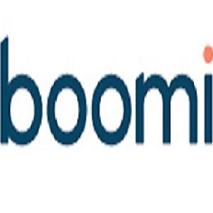 Boomi (North America) logo