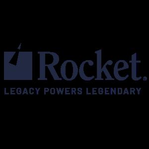 Rocket Software: Legacy Powers Legendary ™ logo