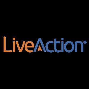LiveAction Network Management Software logo