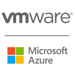 VMware and Microsoft logo