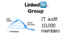 Linkedin IT Audit Group