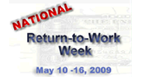 National Return to Work Week